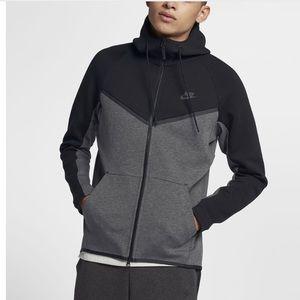 Nike Tech Fleece Windrunner Zip Hoodie Jacket
